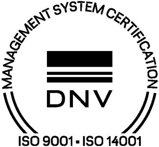 DNV GL Management System Certification