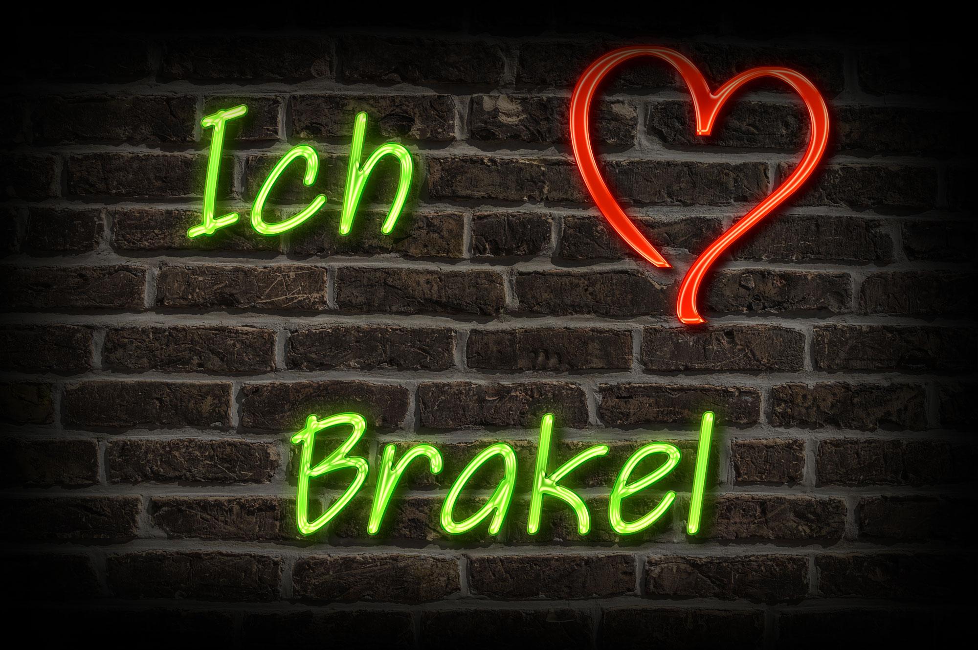 Ich liebe Brakel