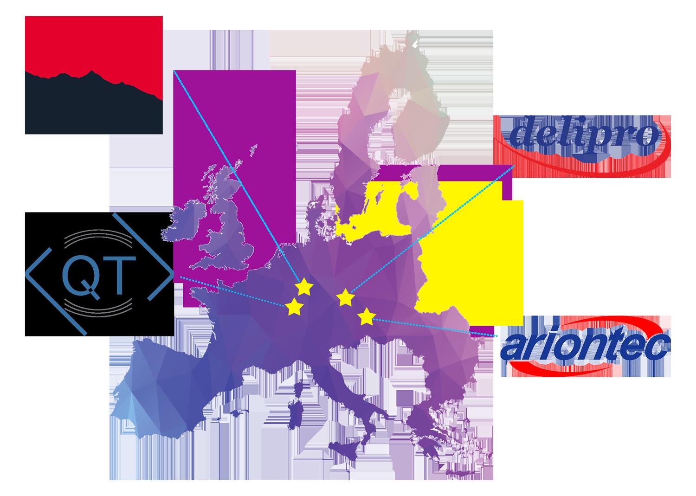 Firmenverbund SRG Europa