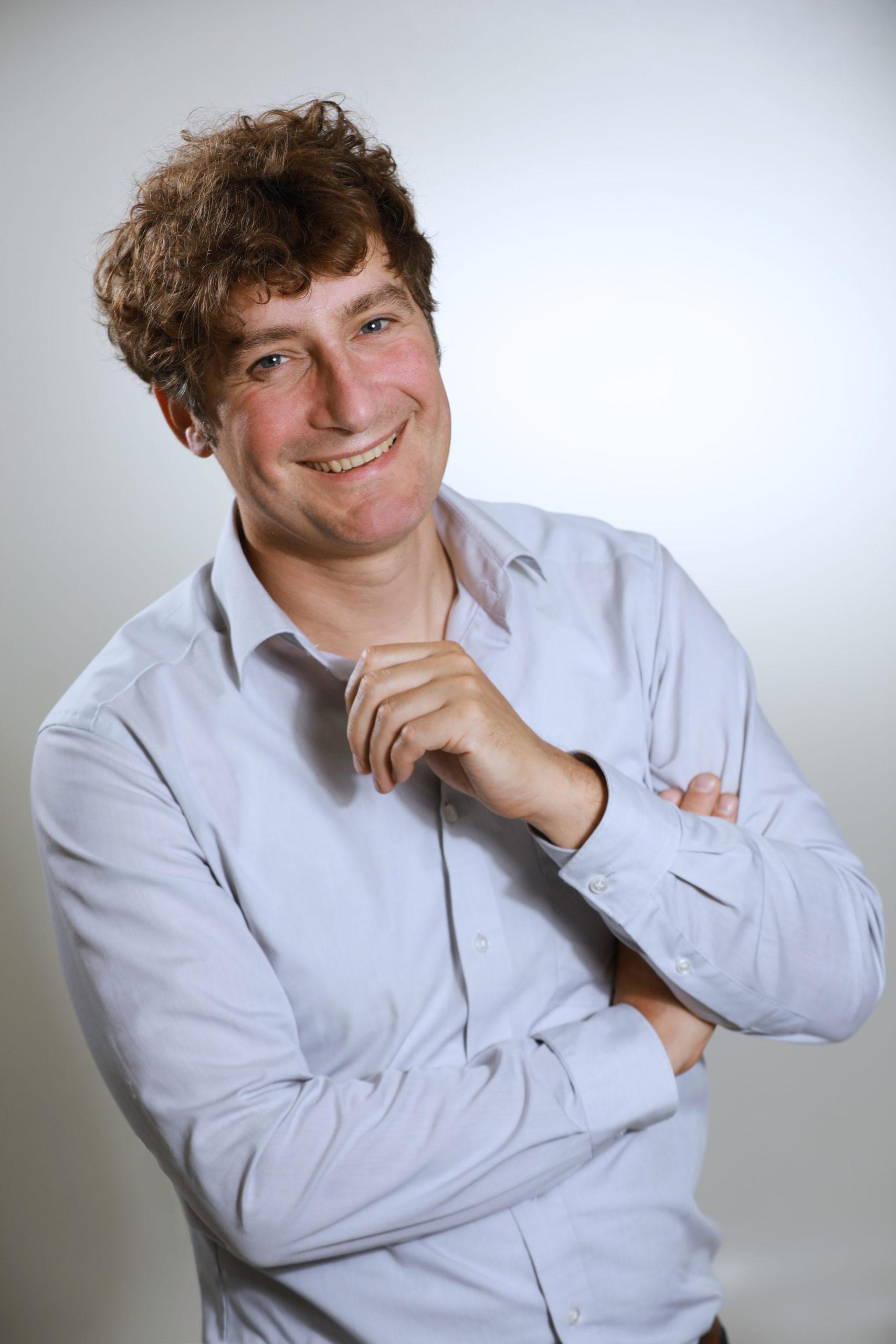 SRG Benjamin Faist - General Manager